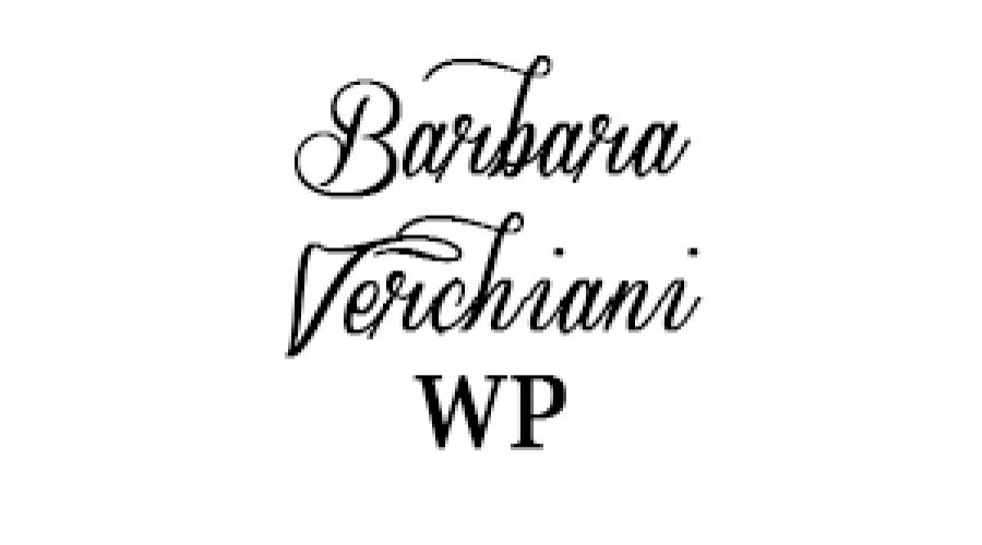 BARBARA VERCHIANI WP